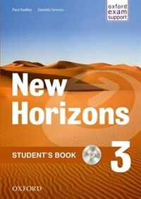 New Horizons: 3 Students Book Pack