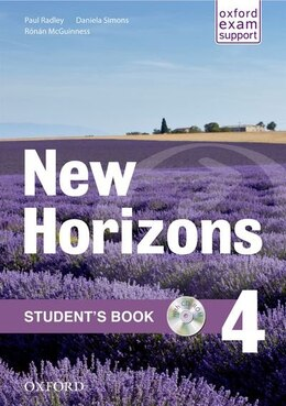 Book New Horizons: Level 4 Students Book Pack by Paul Radley