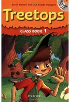 Treetops International Student Book 1 Pack