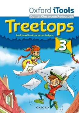 Book Treetops 3 Itools CD-rom by Sarah Howell