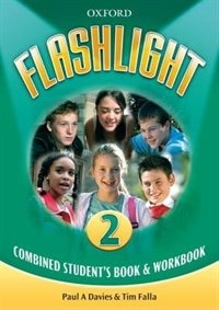 Book Flashlight: Level 2 Combined Student Book and Workbook by Paul Davies