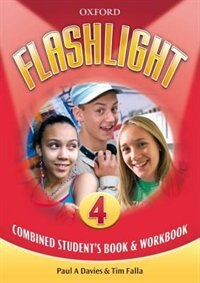 Book Flashlight: Level 4 Combined Student Book and Workbook by Paul Davies