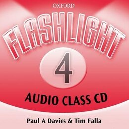 Book Flashlight: Level 4 Class Audio CD by Paul Davies