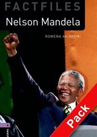 Book Oxford Bookworms Factfiles, New Edition: Level 4 (1,400 headwords) Nelson Mandela Audio CD Pack by Christine Lindop