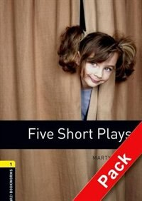 Book Oxford Bookworms Playscripts, New Edition: Level 1 (400 headwords) Five Short Plays Audio CD Pack… by Clare West