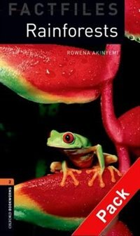 Book Oxford Bookworms Factfiles, New Edition: Level 2 (700 headwords) Rainforests Audio CD Pack by Christine Lindop
