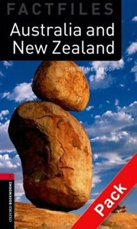 Book Oxford Bookworms Factfiles, New Edition: Level 3 (1,000 headwords) Australia and New Zealand Audio… by Christine Lindop