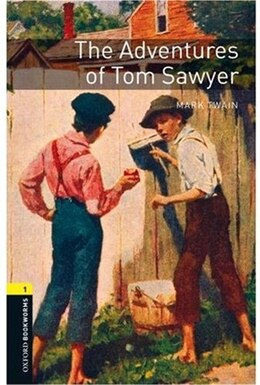 Book American Oxford Bookworms: Level 1 Adventures of Tom Sawyer by Jennifer Bassett