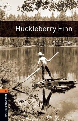 Book American Oxford Bookworms: Level 2 Huckleberry Finn by Jennifer Bassett