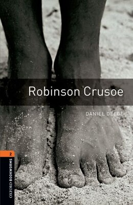 Book American Oxford Bookworms: Level 2 Robinson Crusoe by Jennifer Bassett