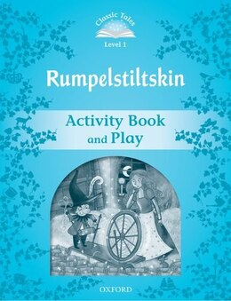 Book Classic Tales Second Edition: Beginner 1 Rumplestiltskin by Sue Arengo