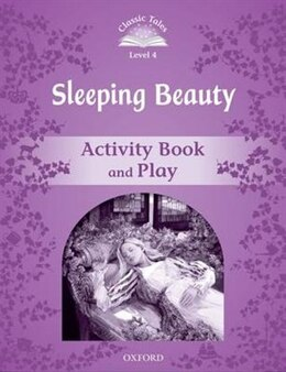 Book Classic Tales Second Edition: Elementary 2 Sleeping Beauty Activity Book by Sue Arengo