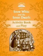 Classic Tales Second Edition: Level 5 Snow White and the Seven Dwarfs Activity Book