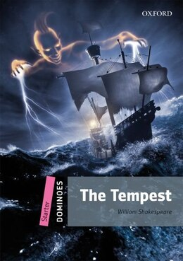 Book Dominoes Second Edition: Starter: 250 Headwords The Tempest by William Shakespeare