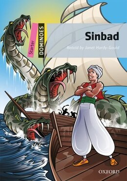 Book Dominoes: Starter Level: 250 Headwords Sinbad by Janet Hardy-Gould