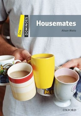 Book Dominoes Second Edition: Level 1: 400 Headwords Housemates by Alison Watts