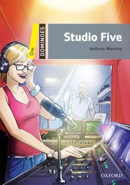 Book Dominoes Second Edition: Level 1: 400 Headwords Studio Five by Anthony Manning