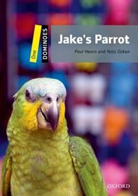 Book Dominoes: One Jakes Parrot by Paul Hearn