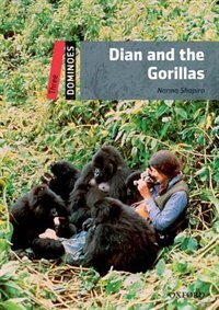 Book Dominoes Second Edition: Level 3: 1,000 Headwords Dian and the Gorillas Pack by Norma Shapiro