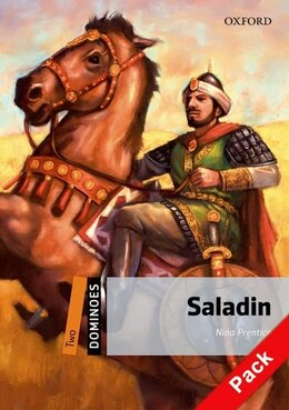 Book Dominoes Second Edition: Level 2: 700 Headwords Saladin Pack by Nina Prentice