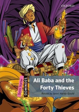 Book Dominoes: Quick Starter Ali Baba and the Forty Thieves by Janet Hardy-Gould