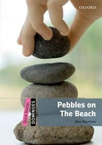 Book Dominoes: Quick Starter 2 Pebbles on the Beach by Alex Raynham