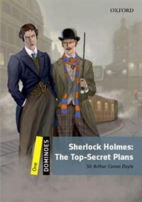 Dominoes: Level 1 Sherlock Holmes: The Top-Secret Plans