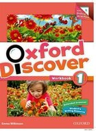 Oxford Discover: Level 1 Workbook with Online Practice