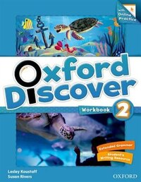 Oxford Discover: Level 2 Workbook with Online Practice