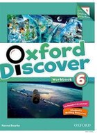 Oxford Discover: Level 6 Workbook with Online Practice