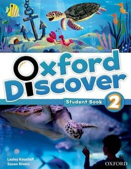 Book Oxford Discover: Level 2 Students Book by Lesley Koustaff