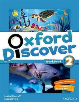 Book Oxford Discover: Level 2 Workbook by Lesley Koustaff