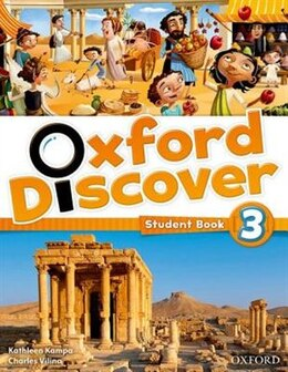 Book Oxford Discover: Level 3 Students Book by Kathleen Kampa