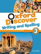 Oxford Discover: Level 3 Writing and Spelling Book
