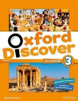 Book Oxford Discover: Level 3 Workbook by Lesley Koustaff