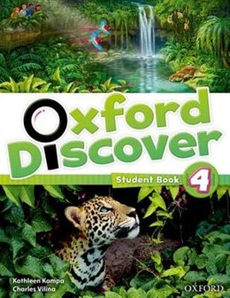 Book Oxford Discover: Level 4 Students Book by Kathleen Kampa