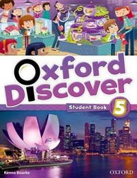 Oxford Discover: Level 5 Student's Book
