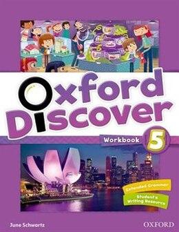 Book Oxford Discover: Level 5 Workbook by June Schwartz