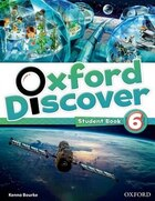 Oxford Discover: Level 6 Students Book