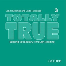 Book Totally True: Level 3 Audio CD by Jann Huizenga