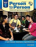 Book Person to Person, Third Edition: Level 1 Student Book with CD Pack by Jack C. Richards