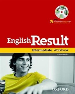 Book English Result: Intermediate Workbook with Answer Booklet and MultiROM Pack by Paul Hancock