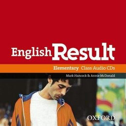 Book English Result: Elementary Class Audio CDs (2) by Paul Hancock