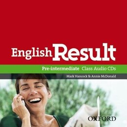 Book English Result: Pre-Intermediate Class Audio CDs (2) by Paul Hancock