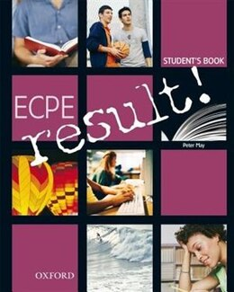 Book ECPE Result!: Students Book by Peter May
