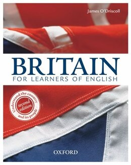 Book Britain by James Odriscoll