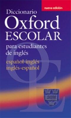 Book Diccionario Oxford Escolar Central American by Oxford