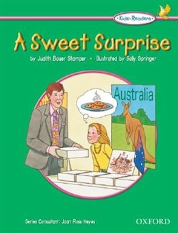 Book Kids Readers: A Sweet Surprise by Judith Stamper Bauer