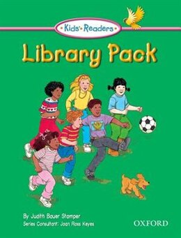 Book Kids Readers: Library Pack (ten readers) by Judith Stamper Bauer