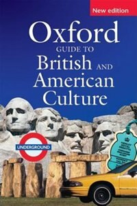 Book Oxford Guide to British and American Culture by Oxford